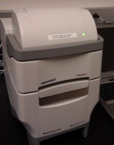 Eppendorf PCR machine